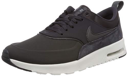 Nike Damen WMNS Air Max Thea PRM Fitnessschuhe, Mehrfarbig (Oil Grey/Oil Grey/Summit White 027), 36 EU