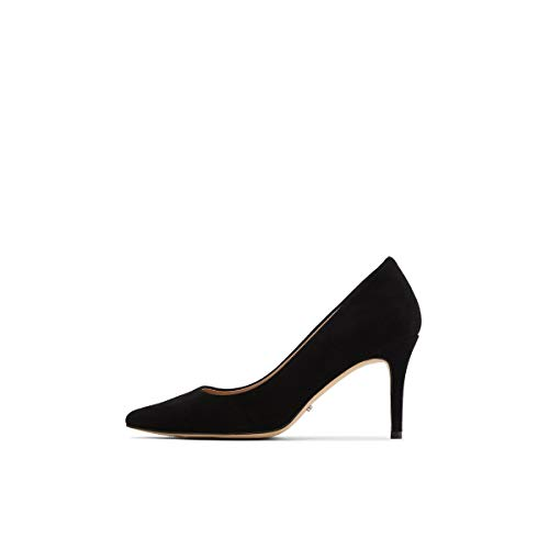 ALDO womens Coronitiflex Dress Heel Pump, Black, 8.5 US