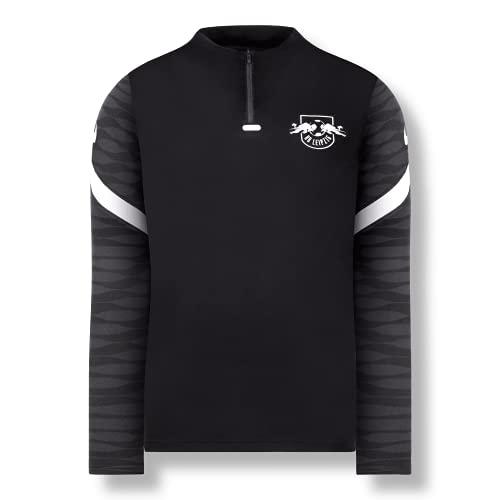 RB Leipzig Nike Training 21/22 - Camiseta de manga larga para hombre, Negro , XL