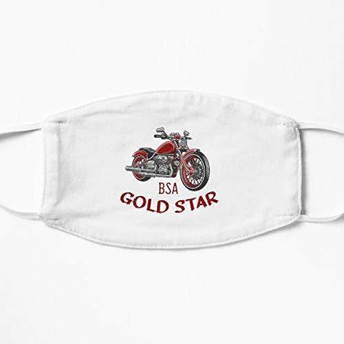 bsa gold star Mask