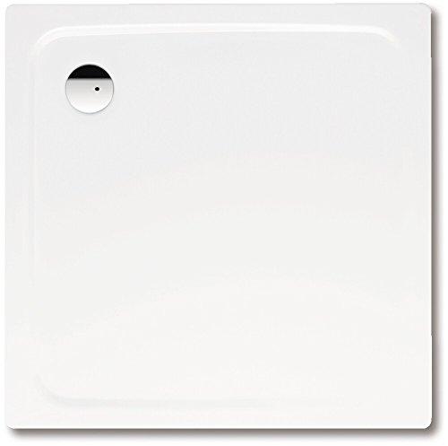 Kaldewei Superplan Duschwanne 90x90x2,5cm weiß rechteckig