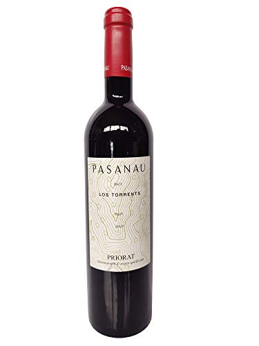PASANAU, Los Torrents,vino tinto D.O.Q. Priorat - 1 botella - 750ml