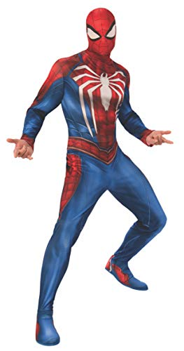 Rubie's 700758 Spider-Man Gamerverse Adult Costume Large As Shown