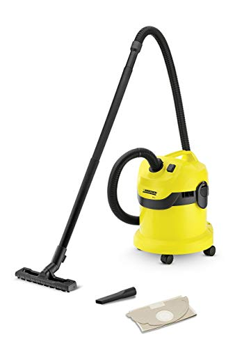 Karcher WD2/MV2 1000-Watt Wet and Dry Vacuum Cleaner