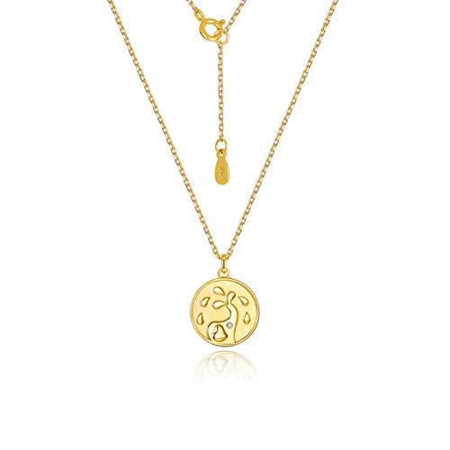 SHOUAQI Halskette S925 Sterling Silber wie Halskette weibliche Schlüsselbein Kette benutzerdefinierte Pumpen