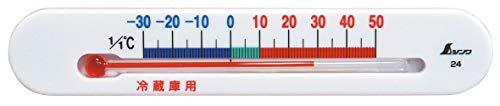 シンワ測定(Shinwa Sokutei) 温度計 冷蔵庫用 A 72532