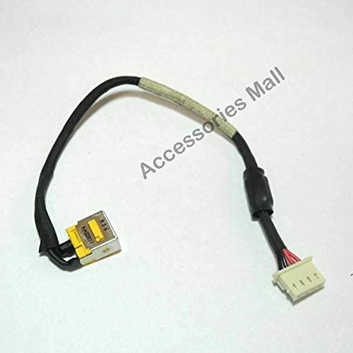 Nuevo conector de alimentación de CC para computadora portátil con cable para...