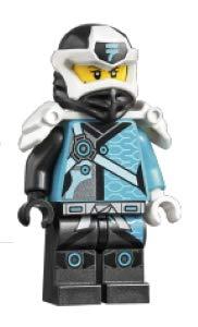 LEGO® - Minifigs - Ninjago - njo586 - Digi NYA (71711)