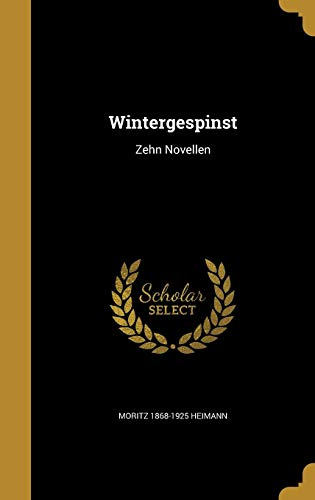 GER-WINTERGESPINST: Zehn Novellen