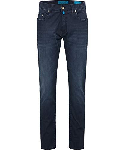 Pierre Cardin Herren Lyon Tapered Futureflex Strech Denim Jeans, blau 42, 34W / 32L