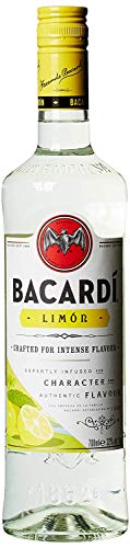 Bacardi Limón Ron - 700 ml