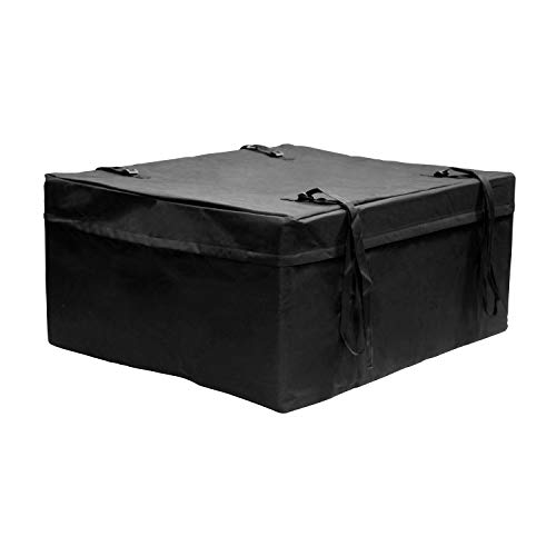 Pilot CG-13 Weather Resistant Cargo Bag for Rooftop or Hitch Platform - 13 cu. Ft. - Durable Utility...