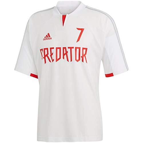 adidas Sport Herren Predator David Beckham Trikot Weiss DZ7313 665415