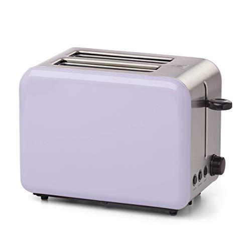 KATE SPADE 888392 Lilac Toaster, 3.6 LB, Purple