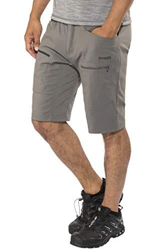 Bergans Utne Shorts Men Größe S solid Dark Grey/solid Charcoal