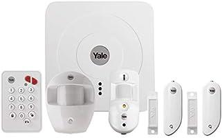 Yale 60-3200-EU0I-SR Hemsäkerhet Larm Set, Vit