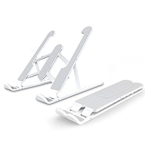 N\C Soporte de Ordenador portátil Ajustable Soporte Plegable Soporte de Ordenador portátil Soporte de refrigeración