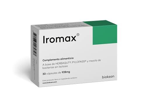 Bioksan Iromax 30 cápsulas