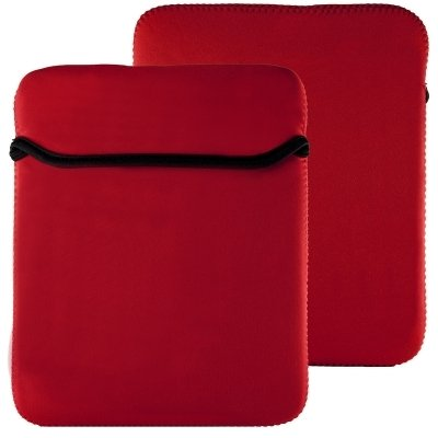 Logotrans Neoprene Bag for Apple iPad Air–Red