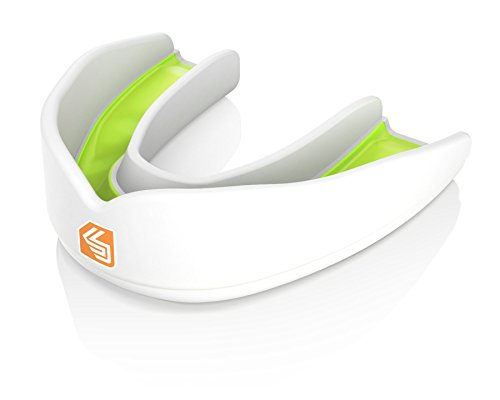 Shock Doctor Adult Ultra Basketball Flavor Fusion Mouthguard,...
