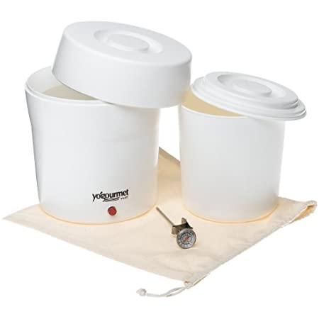 Yogourmet 104 Electric Yogurt Maker