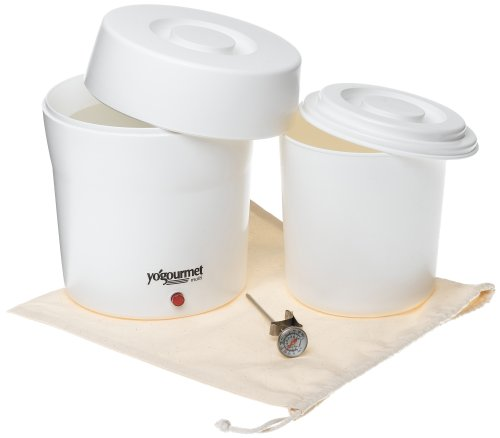 Our #3 Pick is the Yogourmet 104 Electric Yogurt Maker