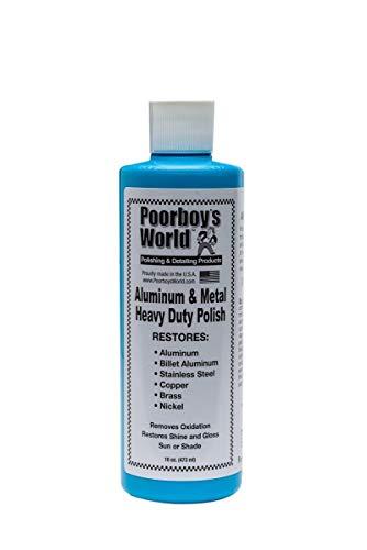 Poorboy's World PB-AM16 Aluminium & Metal Heavy Duty Polish
