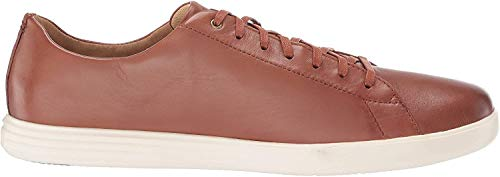 Cole Haan Men's Grand Crosscourt II Sneaker, tan leather...