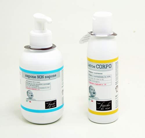 Offerta Fiocchi Di Riso Sapone Off Sapone + Latte Corpo