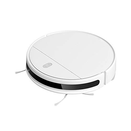 Ys-s Shop-Anpassung Kehrender Mopping-Roboter-Staubsauger G1 for Domizil-Akku-Waschen 2200pa-Zyklon-Saug-Smart aufgetragenes WLAN (Color : White, Size : EU Plug)