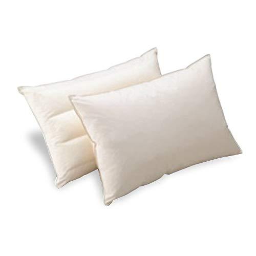 ホテル ペアピロー 本物のホテルの枕(ホテル 枕 x 2種類が1セットに)大手ホテルや高級旅館などで採用されています◆安心の日本製