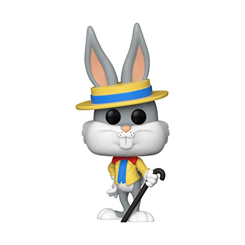 Funko- Pop Animation 80th-Bugs In Show Outfit BugsInShowOutfit Figura Coleccionable, Multicolor (49162)