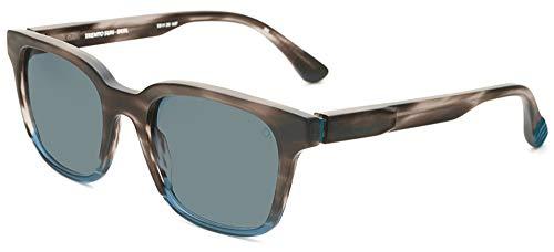Etnia Barcelona Sonnenbrillen TRENTO SUN Grey Havana Blue/Blue Hd 53/19/147 Unisex