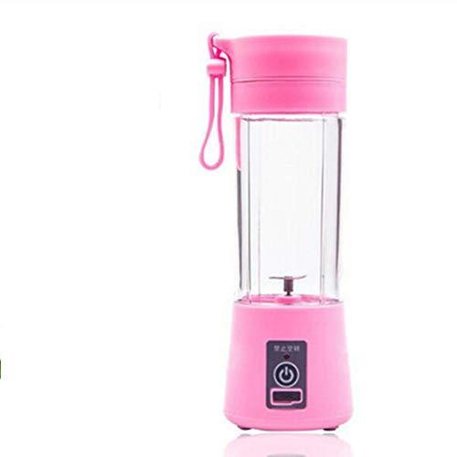 Licuadora eléctrica Tazas de jugos de frutas USB Recargable Viajes ...