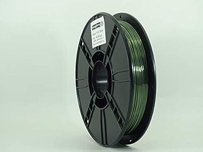 Stronghero3D PLA 3D Printer Filament 1.75mm Silk PLA Filament Bronze (Brown Bronze0.5)