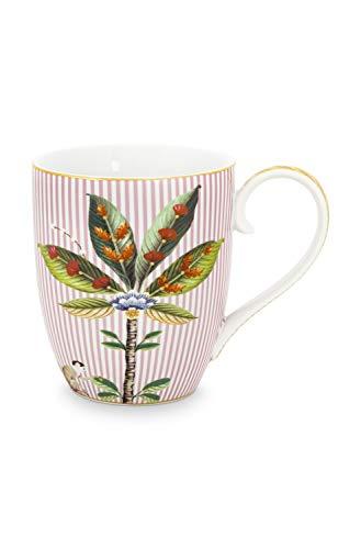 Pip Studio Tasse groß La Majorelle | Pink - 450 ml