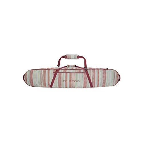 Burton - Housse De Snowboard Gig Bag Aqua Gray Revel Print Rose - Homme - Taille 166 - Rose