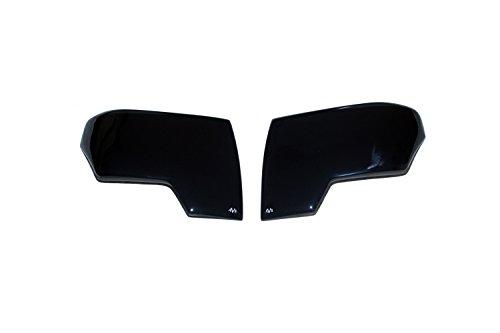 Auto Ventshade 37007 Dark Smoke Headlight Covers for 2009-2014 Ford F-150