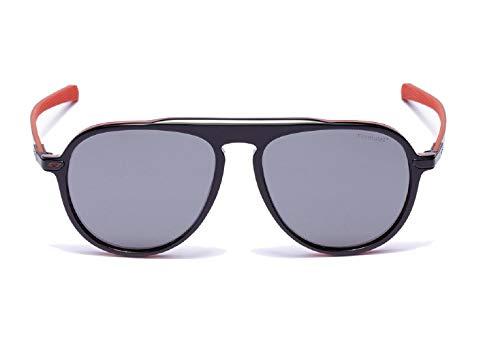 Formula 1 Eyewear Colección Oro Final Lap Negro/Rojo Gafas de sol Unisex F1S1045
