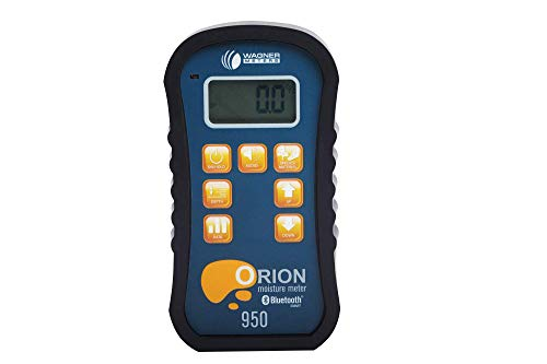 Best Moisture Meter For Firewood Wagner Meters Orion 950 Smart Pinless Wood Moisture Meter