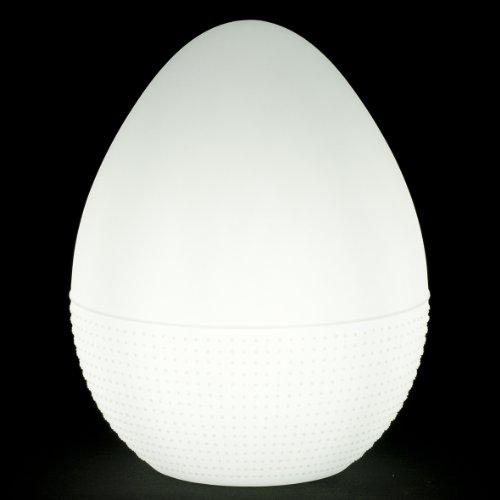 Lámpara en forma de huevo OVO