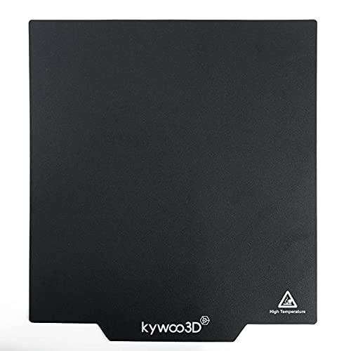 Kywoo Hyper Flexible und hochtechnologische magnetische Oberfläche für 3D-Drucker (305 mm x 320 mm)
