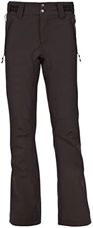 Protest True Black Redworth Womens Snowboarding Product Large special price Pants Softshell