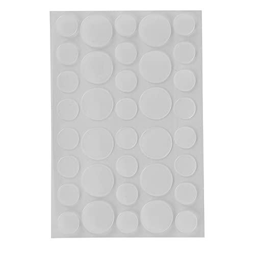 Parche de acné para espinillas, manchas transparentes con manchas que cubren, parche de ocultación, pegatinas faciales, protección de parche de Gel para cubrir