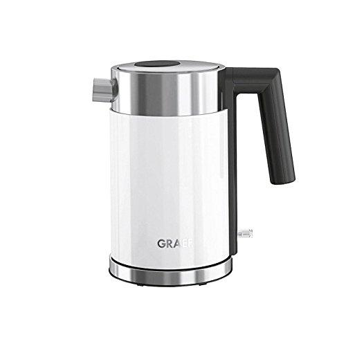 Graef WK 401 Wasserkocher 1,0 ltr. Weiß