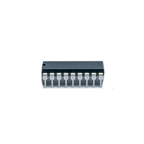 MCP23008-E/P IC Expander 8bit I/O port I2C DIP18 1.8÷5.5VDC