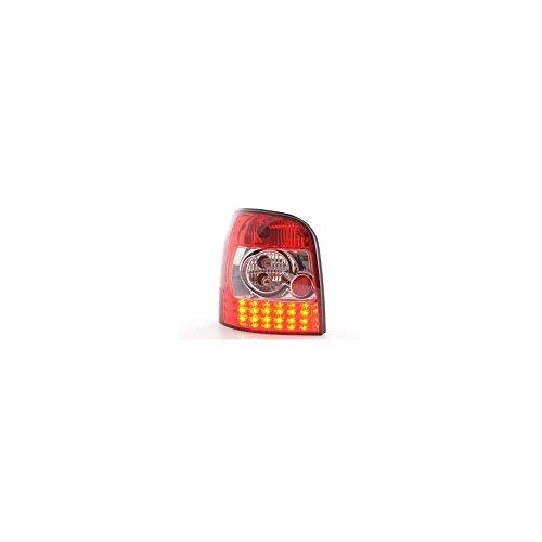 FK Automotive FKRLXLAI8027 LED Feux arrière, Rouge