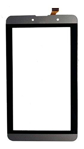 Abshara Touch Screen Digitizer for iBall Slide Brisk 4G2 -Silver