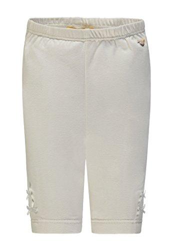 Steiff Capri Leggings 6833306 Short, Blanc éclatant (1000), 9 Mois Fille