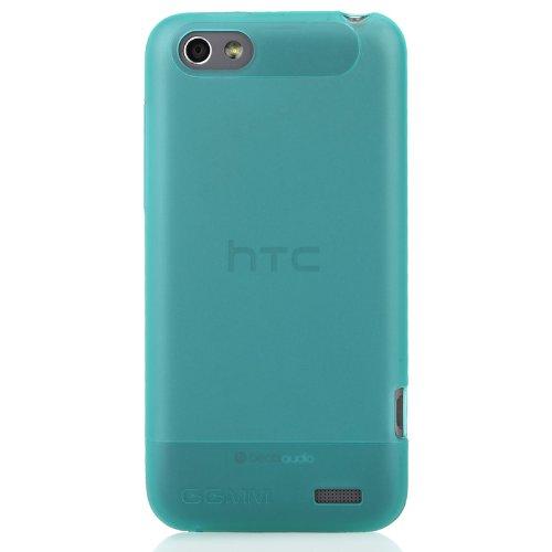 GGMM Pure-HV V-Lake beschermhoes voor HTC One, groen